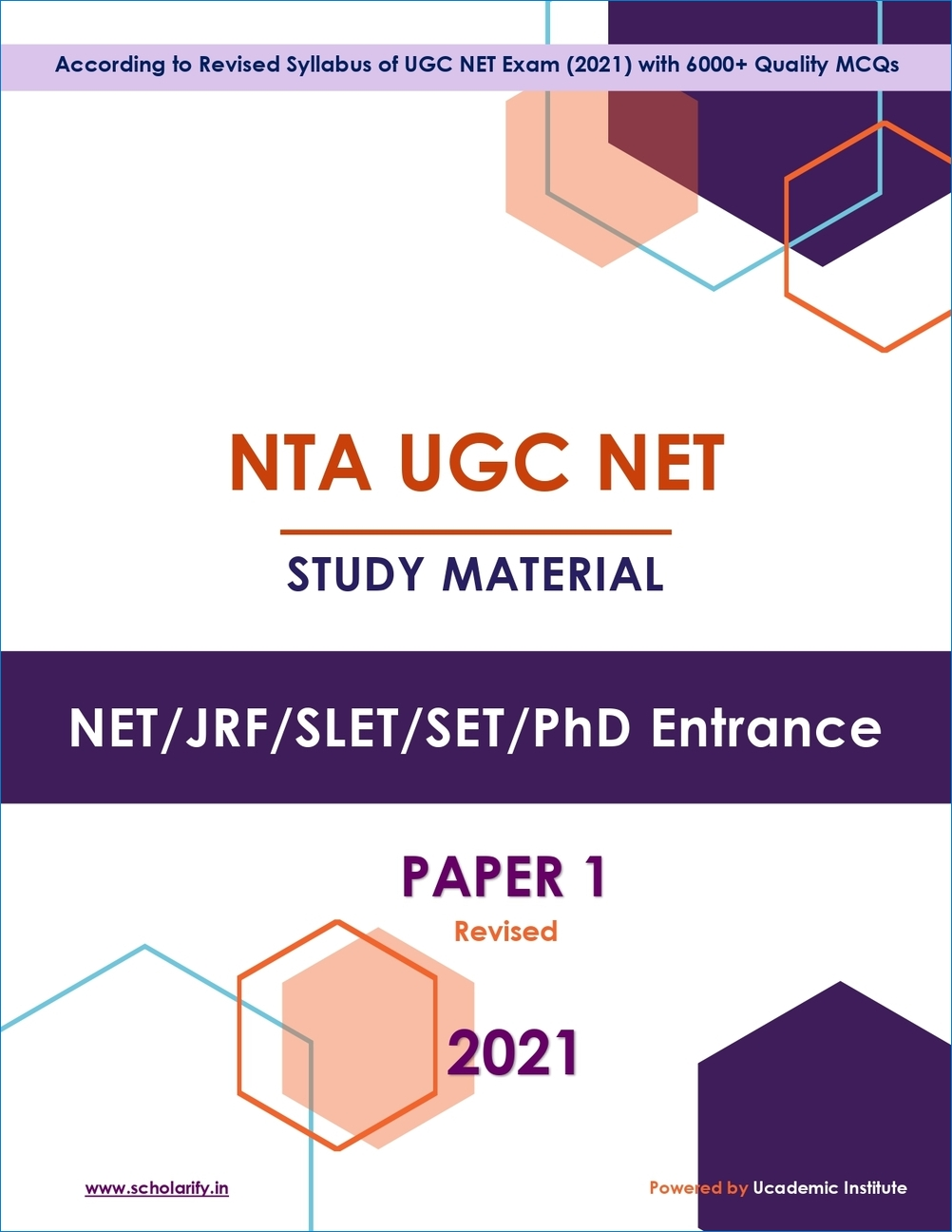 eBook UGC NET Paper 1