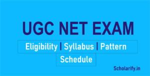 UGC NET Exam December 2020